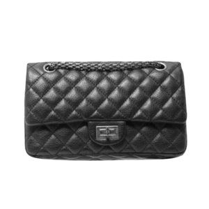 Chanel 2.55 Flap Bag Reissue 225 Goatskin RHW